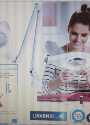 Продам Светодиодная лампа-лупа Livarno Lux, новая из Германии