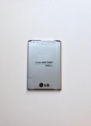 Аккумулятор LG BL-41ZH (Leon, L50, L Fino) оригинал
