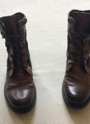 Ботинки transit military