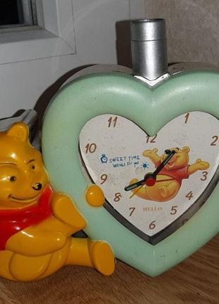 Часы будильник настольные детские