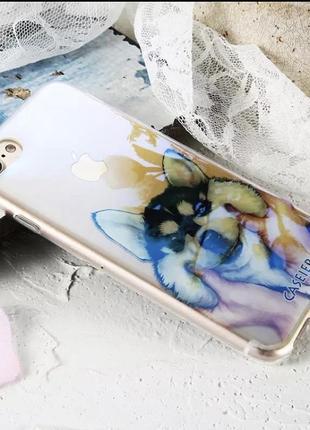 Caseier blue-ray чехол для телефона iphone 7 8  симпатичные со...