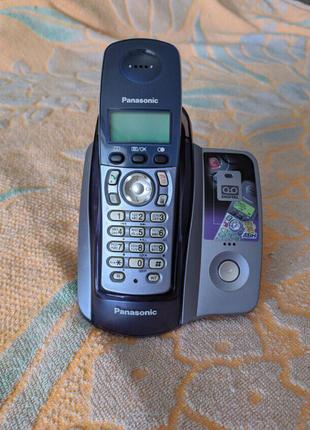 Радиотелефон Panasonic KX-TCD225UA с автоответчиком