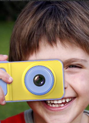 Детская цифровая фотокамера, детский фотоаппарат, детский цифрово