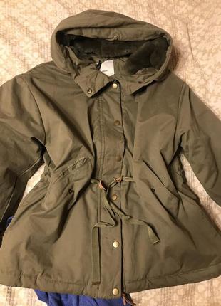 Куртка, парка pull&bear, размер м