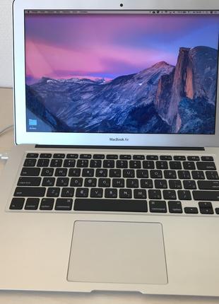 MacBook Air 13 Mid 2013/ i7 1.7 GHz/RAM 8 Gb/ SSD 512 Gb