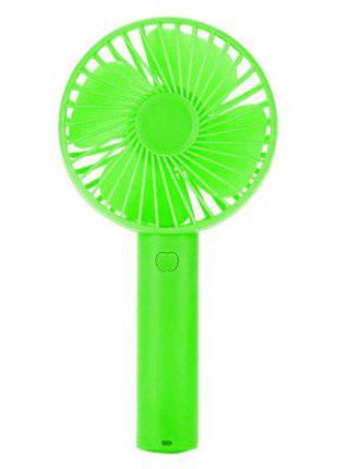 Портативный ручной вентилятор NBZ Handy Mini Fan на аккумуляторе