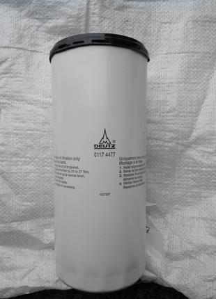 Фильтр масляный двигателя Дойц 01174477
