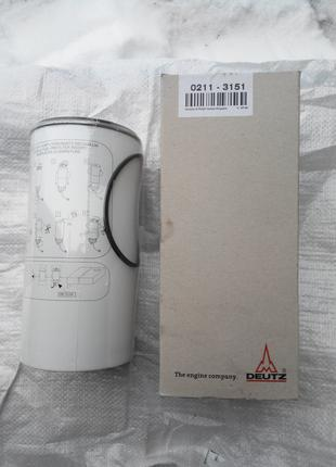 Фильтр предварительной очистки топлива двигателя Дойц 02113151