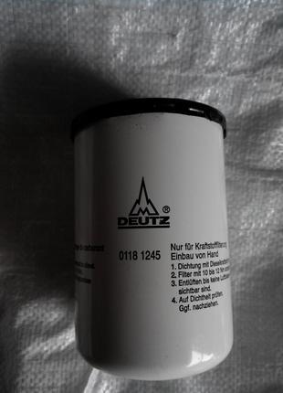 Фильтр топливный двигателя Дойц 01181245