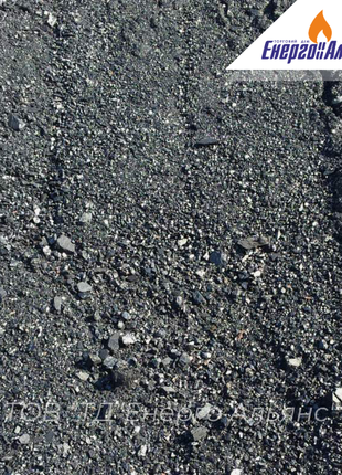 Уголь антрацит штыб АШ 0-6 мм