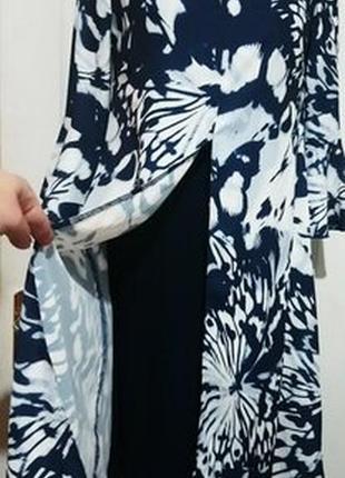 Платье. сделано костюмом. с бирками