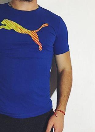 Мужская футболка puma ( пума срр)
