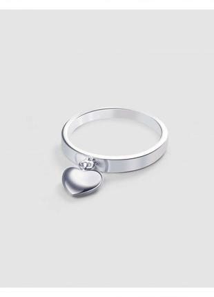 Кольцо серебро 925 св0010