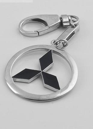 Подвес серебро 925 брелок мицубиси мицубиши юм8128