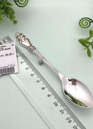 Ложка серебро 925 чайная 8100202