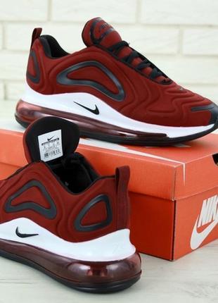 Мужские стильные кроссовки nike air max 720.