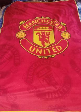 Лед из флиса fc manchester united