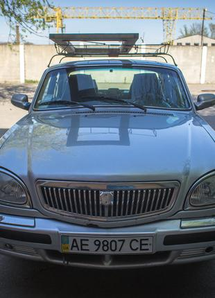 Продам Волгу ГАЗ-31105-501 с двигателем Крайслер.