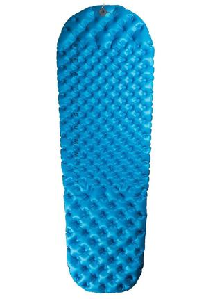 Надувний килимок Sea To Summit Air Sprung Comfort Light Mat Blue