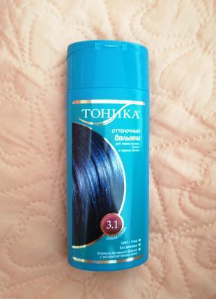 """Тоника для волос """"Дикая Слива"""" 3.1"""