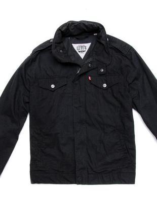 Джинсовая куртка levis rookie slub. размер l