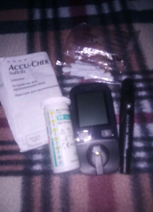 Апарат для измерения сахара в крови