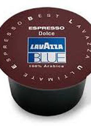 Акция! Lavazza blue expresso dolce 100шт Оригинал