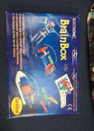 Детская Развивающая Игра с электричеством