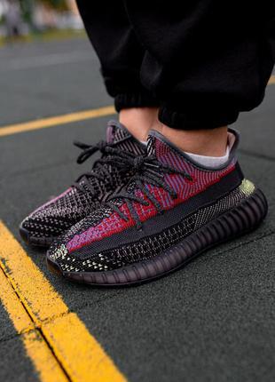 Adidas yeezy boost 350 🆕 мужские кроссовки адидас изи 🆕 черный...