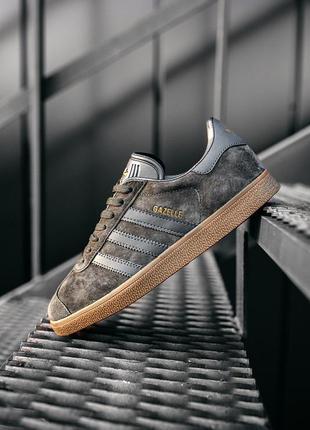 "Adidas gazelle ""brown"" 🆕 мужские кроссовки адидас 🆕 коричневые"