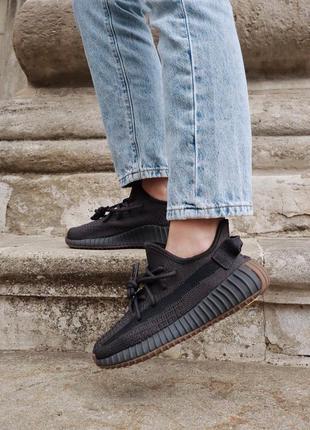 Adidas yeezy 350 cinder 🆕 женские кроссовки адидас 🆕 черные с ...