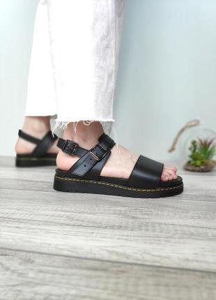 Sandals dr.martens 🆕 женские  сандали  доктор мартинс 🆕  черные