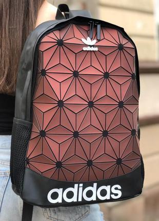 Шикарные рюкзак adidas red