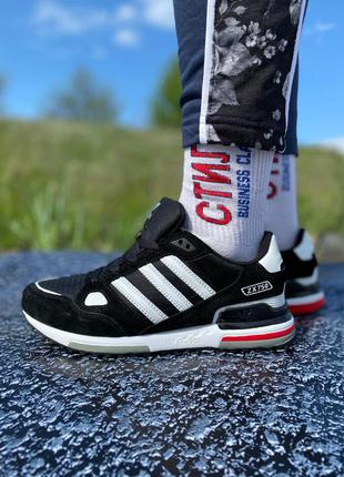 Adidas zx 750 🆕 мужские кроссовки адидас 🆕 черные