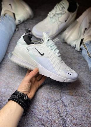 Nike air max 270  🆕 мужские кроссовки найк аир макс  🆕 белые