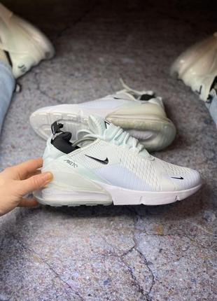 Nike air max 270 🆕 женские кроссовки найк аир макс 🆕 белые