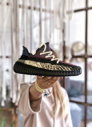 Adidas yeezy 350 holiday 🆕 мужские кроссовки адидас изи 🆕 черн...
