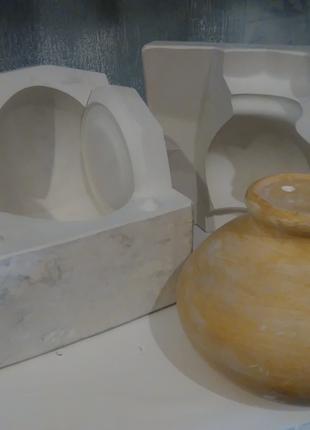 Гипсовые формы и модели для изготовления керамических изделий