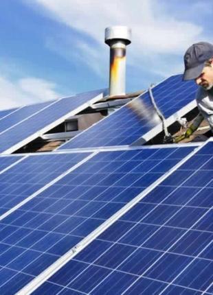 Специалиста по монтажу солнечных батарей