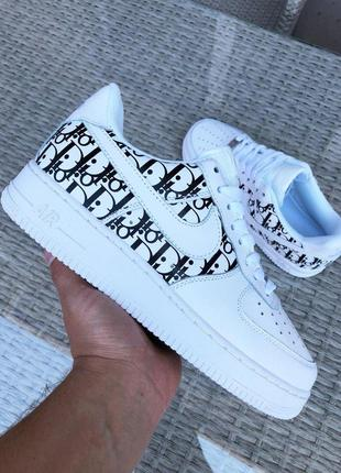 Nike air force 1 low x dior