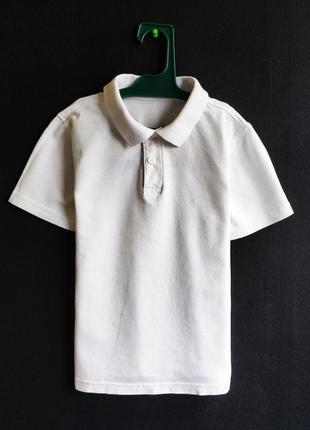 Детское поло футболка f&f