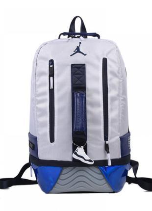 Рюкзак air jordan retro 11 white/2