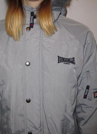 Куртка lonsdale осень/весна