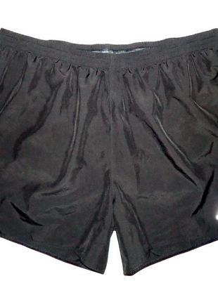 Шорты спортивные adidas climalite черные (2xl)