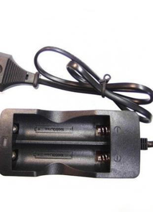 Зарядное устройство на 2 x 18650 от сети 220V DOUBLE