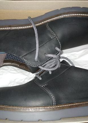 Туфли Clarks кожа оригинал 43