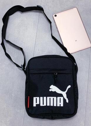 Мужская сумка менеджер puma