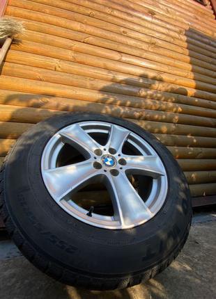 Диски BMW 18R Срочно/Торг + Резина
