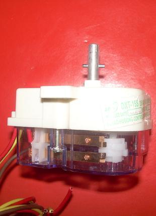 Таймер стиральной машинки полуавтомат на три провода DXT-15S
