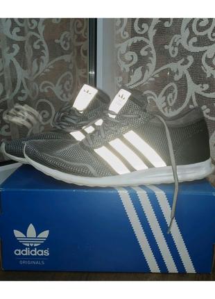 Оригинальные рефлективные кроссовки Adidas Originals Los Angeles